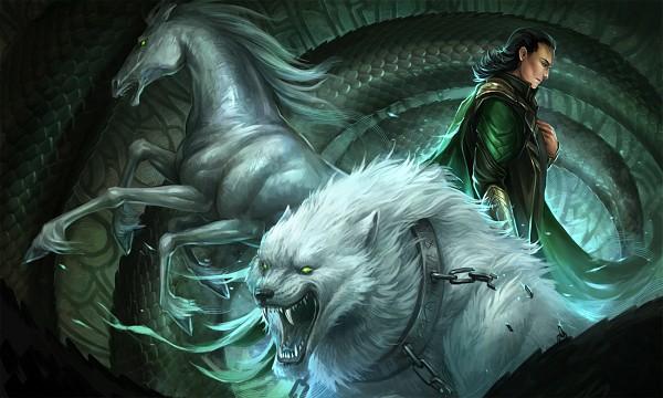 Fenris Wolf - Marvel