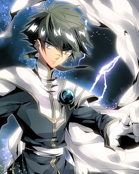 Ferio (MKR) - Magic Knight Rayearth