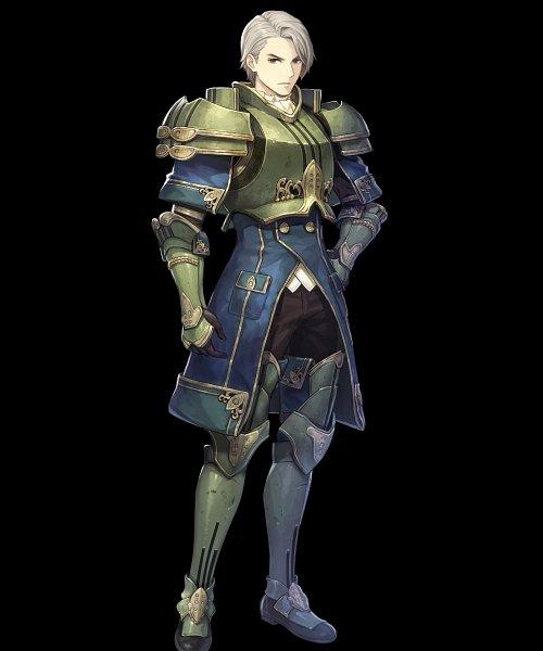 Tags: Anime, Asatani Tomoyo, Intelligent Systems, Fire Emblem Heroes, Fire Emblem Gaiden, Fernand (Fire Emblem), Official Art