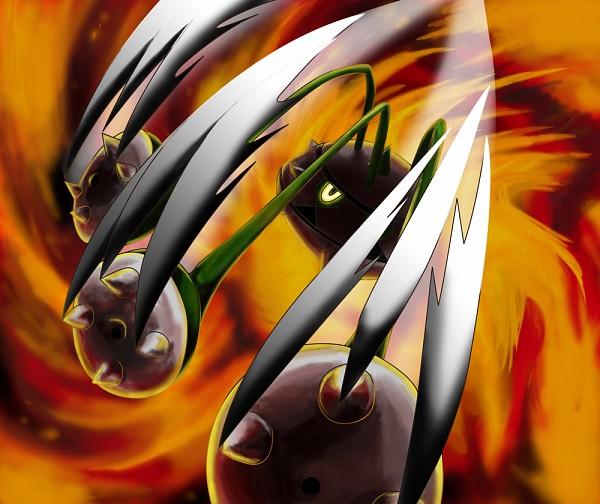 Ferrothorn - Pokémon
