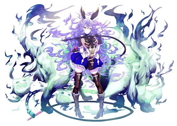Tags: Anime, Akino Sora, Granblue Fantasy, Ferry (Granblue Fantasy), PNG Conversion