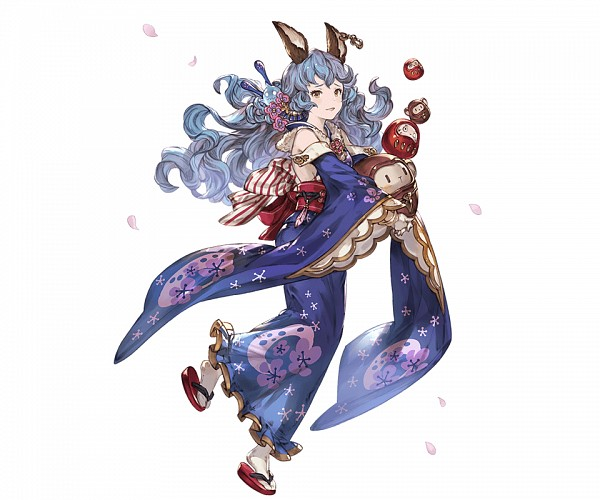 Tags: Anime, Minaba Hideo, Cygames, Granblue Fantasy, Ferry (Granblue Fantasy), Cover Image, PNG Conversion, Official Art