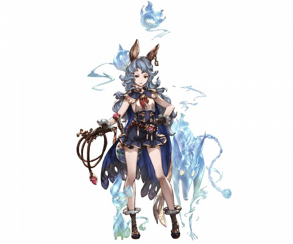 Tags: Anime, Minaba Hideo, Cygames, Granblue Fantasy, Ferry (Granblue Fantasy), Cover Image, Official Art