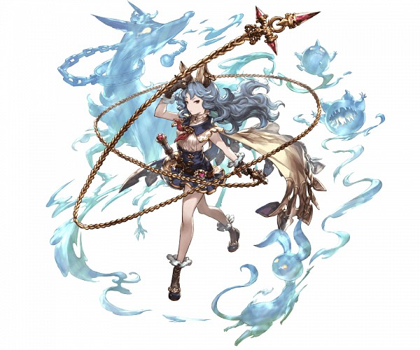 Tags: Anime, Minaba Hideo, Cygames, Granblue Fantasy, Ferry (Granblue Fantasy), Official Art, Cover Image