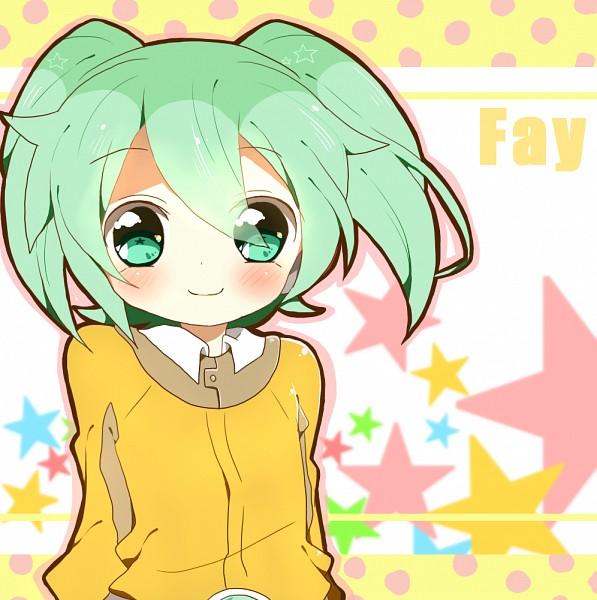 Fey Rune - Inazuma Eleven GO