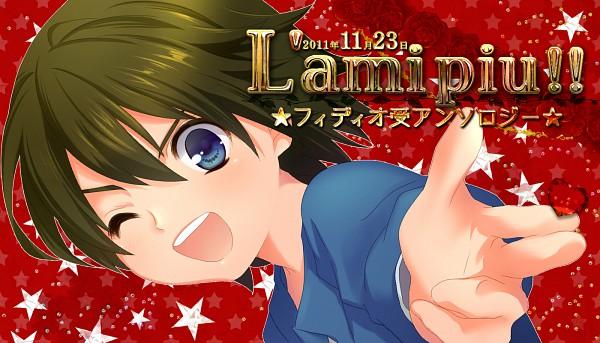 Tags: Anime, Pixiv Id 54497, Inazuma Eleven, Fidio Aldena