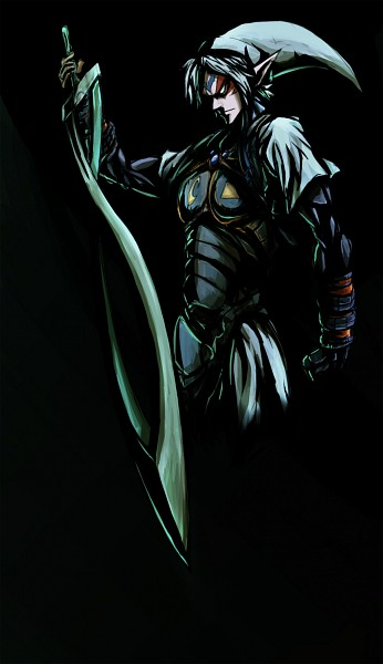 Fierce Deity - Zelda no Densetsu: Mujura no Kamen