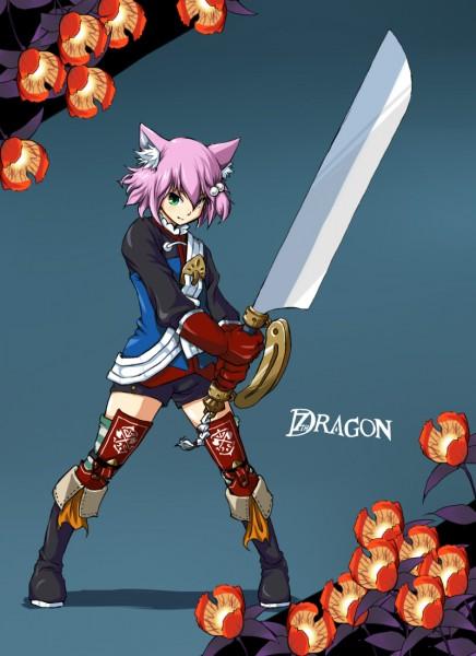 Tags: Anime, Pixiv Id 161450, 7th Dragon, Fighter (7th Dragon)