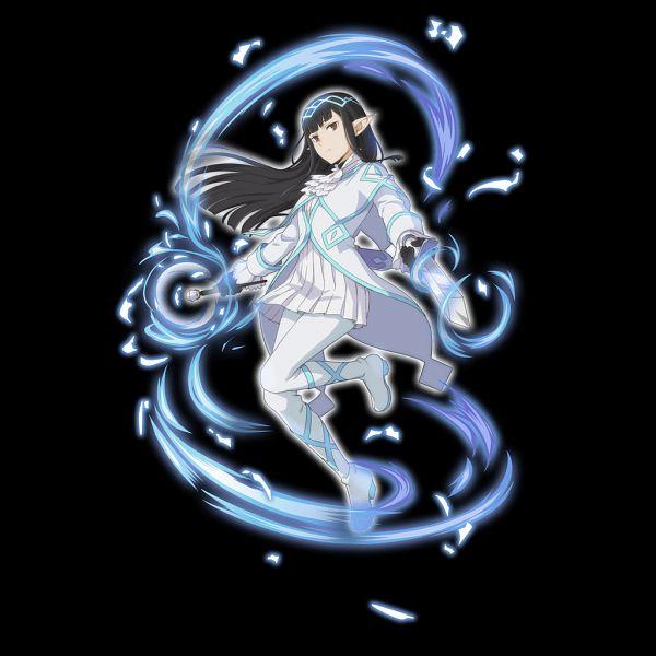 Tags: Anime, Wright Flyer Studios, Dungeon ni Deai wo Motomeru no wa Machigatteiru no Darou ka, DanMachi Gaiden: Sword Oratoria, DanMachi: Memoria Freese, Filvis Challia, Official Art
