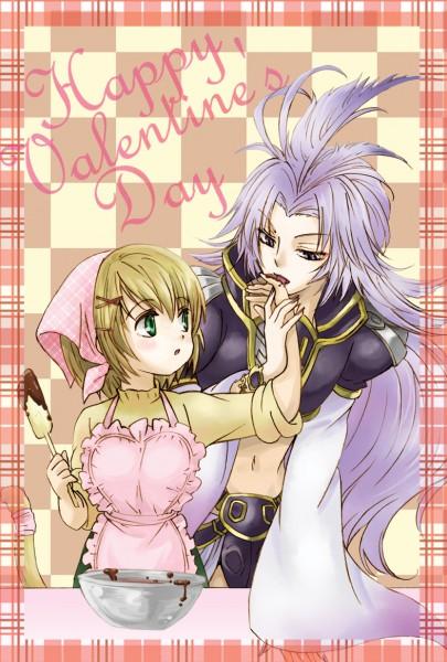 Tags: Anime, Final Fantasy IX, Mikoto (Final Fantasy IX), Kuja
