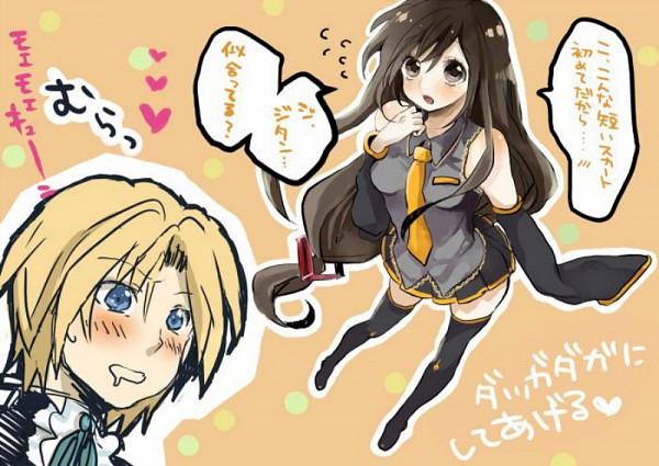 Tags: Anime, Final Fantasy IX, Garnet Til Alexandros XVII, Zidane Tribal, Akita Neru (Cosplay)