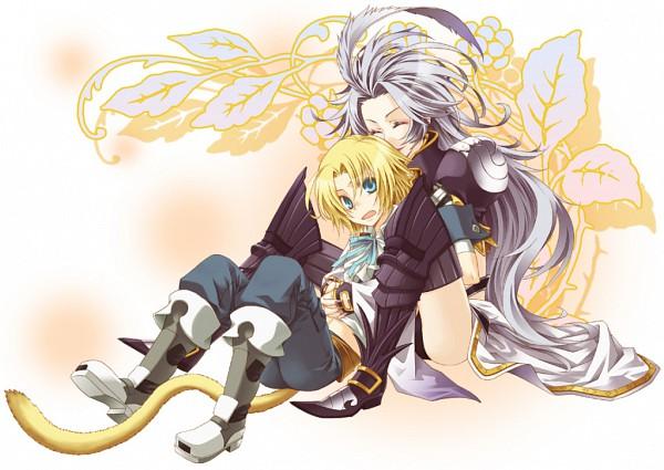 Tags: Anime, Final Fantasy IX, Dissidia, Zidane Tribal, Kuja