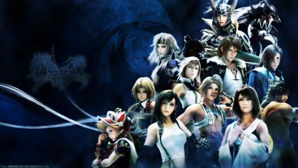 Tags: Anime, SQUARE ENIX, Final Fantasy X, Final Fantasy IV, Final Fantasy XII, Final Fantasy III, Final Fantasy VII, Dissidia, Final Fantasy IX, Final Fantasy I, Final Fantasy VIII, Final Fantasy XIII, Cecil Harvey