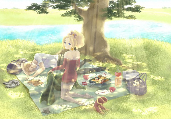 Tags: Anime, Final Fantasy XII, Final Fantasy VI, Dissidia, Gabranth, Tina Branford
