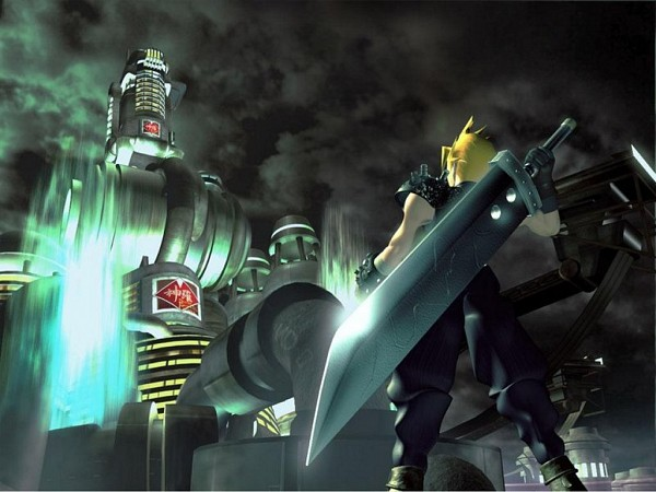 Final Fantasy VII - SQUARE ENIX