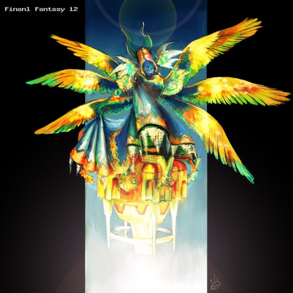 Tags: Anime, Yin (Yggdrasil 3), Final Fantasy XII, Final Fantasy Tactics, Ultima, Pixiv