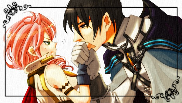 Tags: Anime, SQUARE ENIX, Final Fantasy XIII, Lightning Farron, Cid Raines