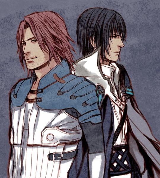 Tags: Anime, Final Fantasy XIII, Rygdea, Cid Raines