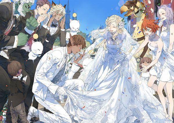 Final Fantasy XIV - SQUARE ENIX