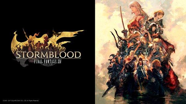 Tags: Anime, SQUARE ENIX, Final Fantasy XIV, Zenos yae Galvus, Yugiri Mistwalker, Lyse Hext, Yotsuyu (Final Fantasy XIV), Raubahn Aldynn, Official Art, Official Wallpaper, Wallpaper