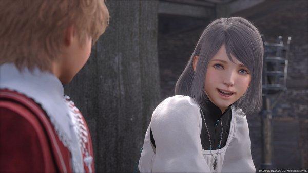 Tags: Anime, SQUARE ENIX, Final Fantasy XVI, Jill Warrick, Joshua Rosefield, 3D, Screenshot