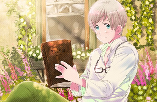Finland - Axis Powers: Hetalia