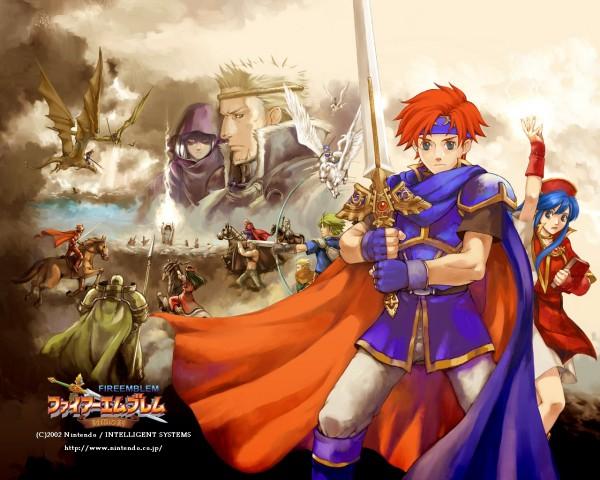 Fire Emblem: Fuuin no Tsurugi (Fire Emblem: Binding Blade)