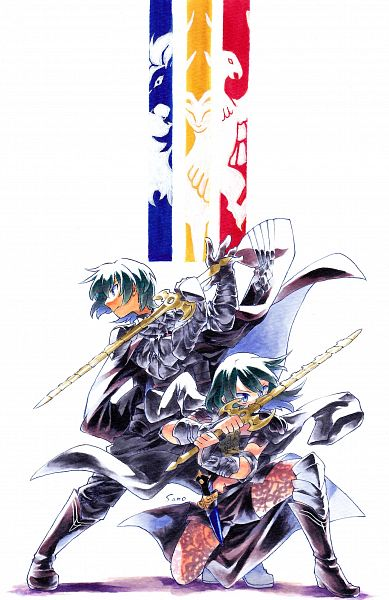 Tags: Anime, Pixiv Id 36737444, Fire Emblem: Fuuka Setsugetsu, Beres (Fire Emblem), Beret (Fire Emblem), Fire Emblem: Three Houses