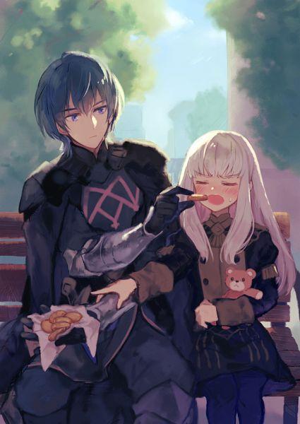 Tags: Anime, Pixiv Id 22435391, Fire Emblem: Fuuka Setsugetsu, Lysithea von Cordelia, Beret (Fire Emblem), Fire Emblem: Three Houses