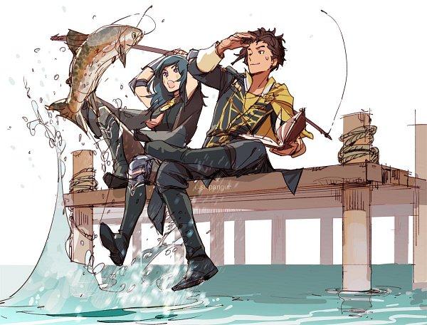 Tags: Anime, Sirpangur, Fire Emblem: Fuuka Setsugetsu, Beres (Fire Emblem), Claude von Regan, Fire Emblem: Three Houses