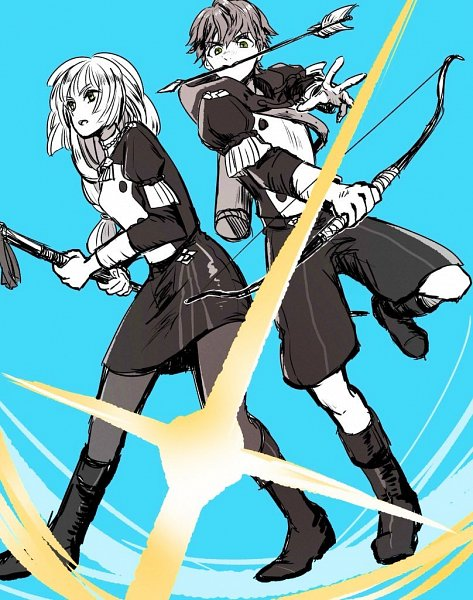 Tags: Anime, Fire Emblem: Fuuka Setsugetsu, Ingrid Brandol Galatea, Ashe Duran, Hsa16gm, Fire Emblem: Three Houses