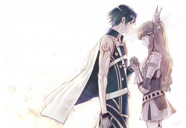 Tags: Anime, Amatari Sukuzakki, Fire Emblem: Kakusei, Smia, Chrom (Fire Emblem), Fire Emblem: Awakening