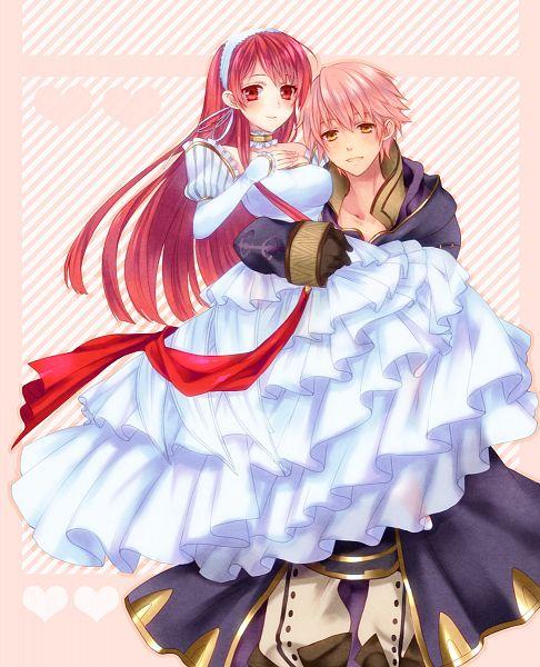 Tags: Anime, Otpr, Fire Emblem: Kakusei, Rufure (Male) (Fire Emblem), Serge (Fire Emblem), Fire Emblem: Awakening