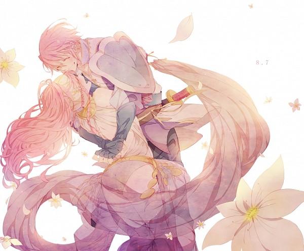 Tags: Anime, Mai2 C, Fire Emblem: Kakusei, Azure (Fire Emblem), Olivia (Fire Emblem), Arabian Dancer, Dancer, Fanart, Fanart From Pixiv, Pixiv, Fire Emblem: Awakening