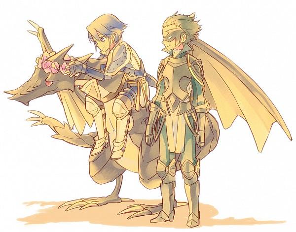 Tags: Anime, Ryolove, Fire Emblem: Kakusei, Jerome (Fire Emblem), Azure (Fire Emblem), Fire Emblem: Awakening