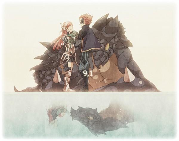 Tags: Anime, Pixiv Id 3231552, Fire Emblem: Kakusei, Serge (Fire Emblem), Jerome (Fire Emblem), Fire Emblem: Awakening