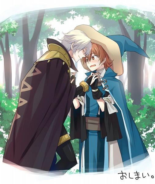 Tags: Anime, Shuri Yasuyuki, Fire Emblem: Kakusei, Henry (Fire Emblem), Licht (Fire Emblem), Fanart, Fire Emblem: Awakening