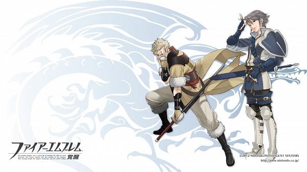 Tags: Anime, Kozaki Yuusuke, Fire Emblem: Kakusei, Wood (Fire Emblem), Azure (Fire Emblem), Official Art, Facebook Cover, Official Wallpaper, Wallpaper, HD Wallpaper, Fire Emblem: Awakening