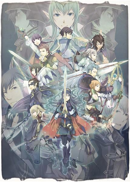 Tags: Anime, Pixiv Id 979637, Fire Emblem: Kakusei, Dezel, Wood (Fire Emblem), Rufure (Male) (Fire Emblem), Noire (Fire Emblem), Chiki (Fire Emblem), Jerome (Fire Emblem), Lucina (Fire Emblem), Chambray, Azure (Fire Emblem), Chrom (Fire Emblem), Fire Emblem: Awakening