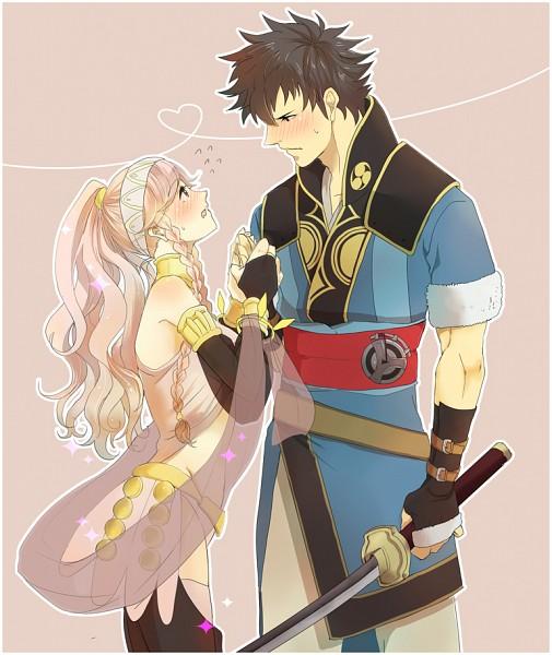 Tags: Anime, Pixiv Id 748261, Fire Emblem: Kakusei, Olivia (Fire Emblem), Ronku, Arabian Dancer, Dancer, Fanart, Fanart From Pixiv, Pixiv, Fire Emblem: Awakening