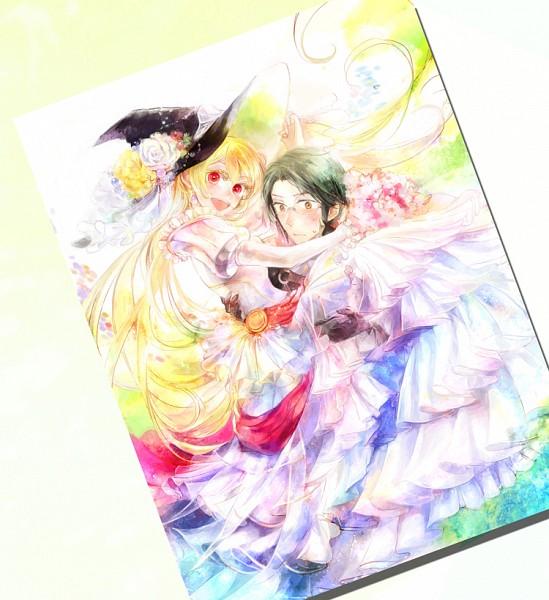 Tags: Anime, Kuzumosu, Fire Emblem: Kakusei, Selena (Fire Emblem), Laurent (Fire Emblem), Fanart From Pixiv, Pixiv, Fanart, Fire Emblem: Awakening