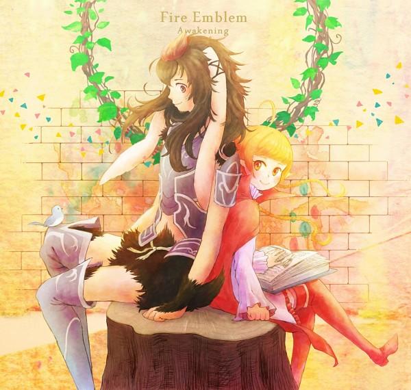 Tags: Anime, Pixiv Id 1378763, Fire Emblem: Kakusei, Chambray, Nn (Fire Emblem), Fire Emblem: Awakening