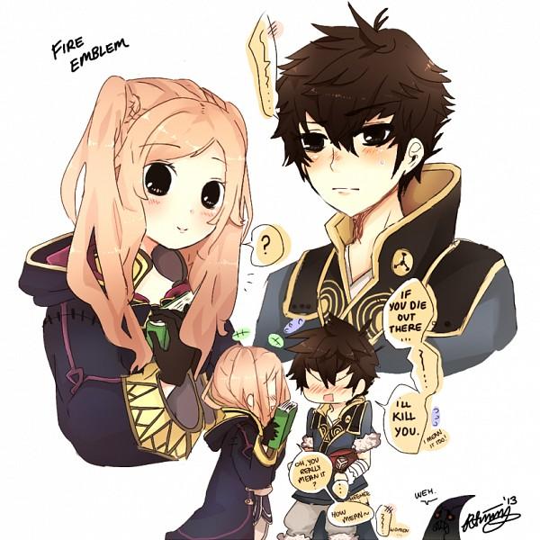 Tags: Anime, Hometown-crossing, Fire Emblem: Kakusei, Rufure (Female) (Fire Emblem), Ronku, Tumblr, Fire Emblem: Awakening