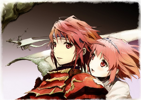 Tags: Anime, Xyh, Fire Emblem: Monshou no Nazo, Maria (Fire Emblem), Minerva (Fire Emblem), Fire Emblem Mystery Of The Emblem