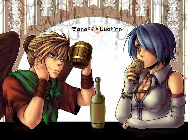 Tags: Anime, Pixiv Id 949638, Fire Emblem: Path of Radiance, Luchino, Janaff, Fanart From Pixiv, Pixiv, Fanart