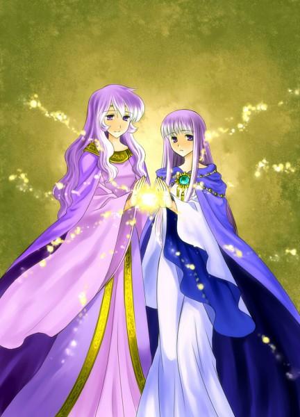 Tags: Anime, 74 (Artist), Fire Emblem: Seisen no Keifu, Diadora (Fire Emblem), Yuria (Fire Emblem)