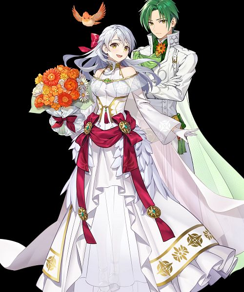 Tags: Anime, teffish, Intelligent Systems, Fire Emblem Heroes, Micaiah, Sothe, Yune (Fire Emblem), Official Art