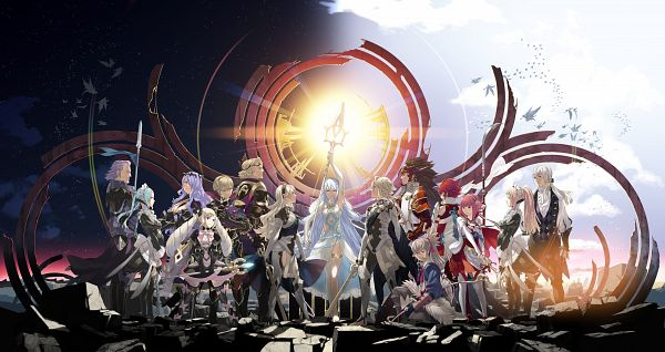 Fire Emblem If (Fire Emblem Fates) - Intelligent Systems
