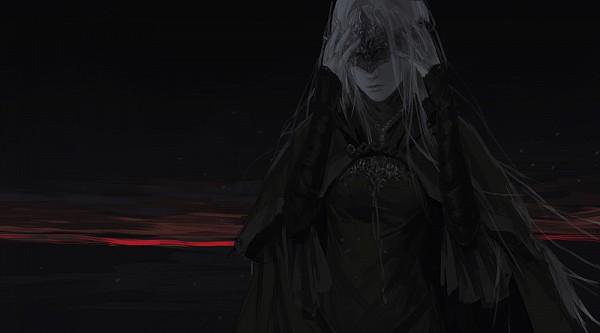 Tags: Anime, seeker (Pixiv694807), Dark Souls III, Fire Keeper, Fanart, Fanart From Pixiv, Pixiv