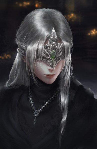 Tags: Anime, Pixiv Id 18852762, Dark Souls III, Fire Keeper